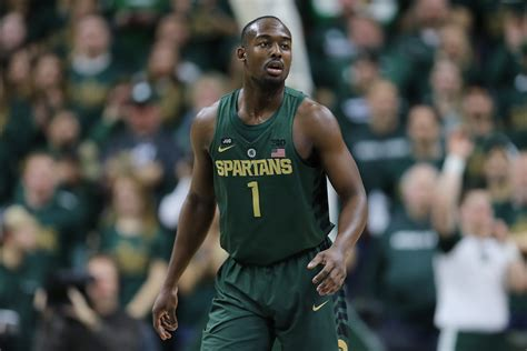 Ayo dosunmu #11 of the illinois fighting illini reacts to a call in the second half of the game against the michigan state spartans at breslin center on. Michigan State Basketball: 5 bold predictions vs. Ohio ...