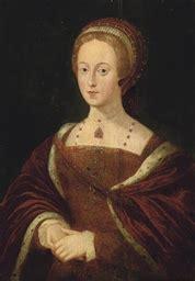 manner  hans holbein portrait   lady  length