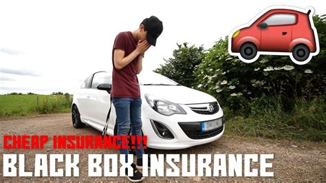 driver insurance without black box black box insurance review cheap insurance for new