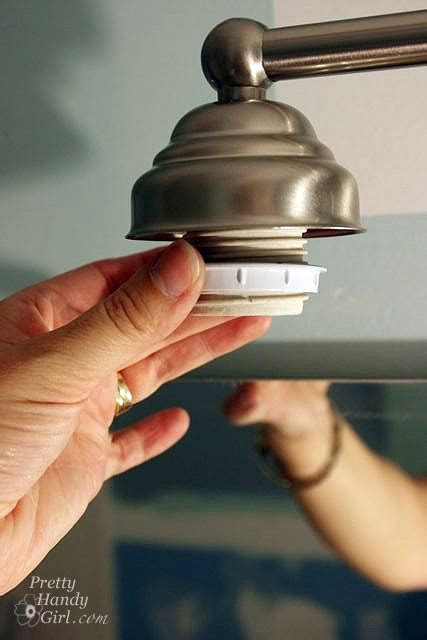 changing a light fixture diy