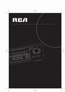 Rca Stereo Receiver Rt2250 User Guide