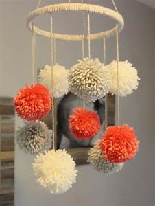 Faire Un Pompon Avec De La Laine : bricolage avec de la laine maison design ~ Zukunftsfamilie.com Idées de Décoration