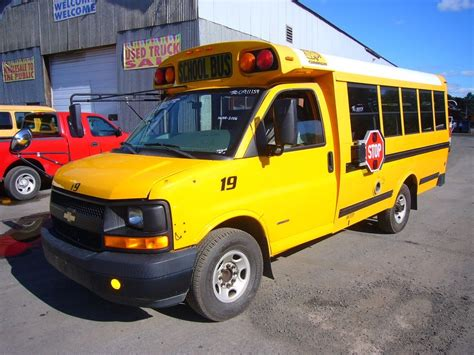 chevy express  cargo mini bus  sale  arthur