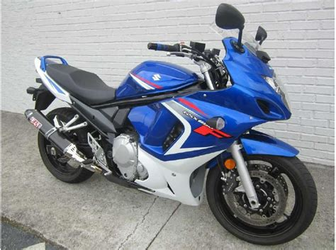 Suzuki Gsx650f For Sale by 2008 Suzuki Gsx650f Sportbike For Sale On 2040 Motos