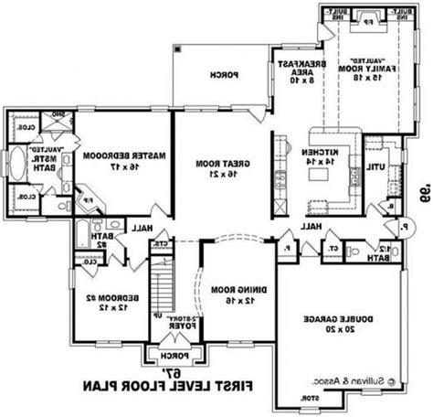 housing blueprints house plan fascinating house plans cottage images