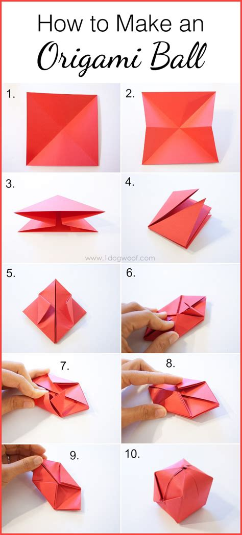 how to make hanging l with paper origami apple favor