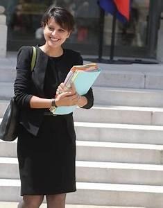 cecile duflot porte une robe pour la photo officielle du With cécile duflot robe