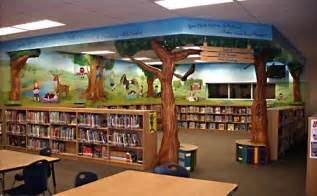 Elementary School Library Decorations