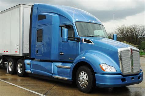 latest kenworth trucks on everything trucks kenworth right sizes new model