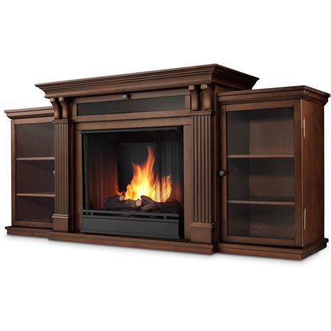 Real Flame Calie 67inch Electric Fireplace Media Console