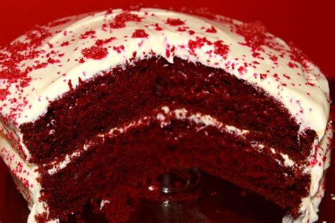 recipe red velvet cake soft moist   delicious
