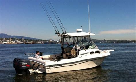 Fishing Boat Rental Vancouver by Gradywhite Salmon Fishing Boat In Vancouver In Vancouver