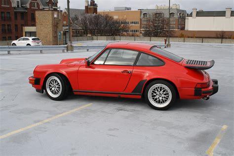 Fs 1988 Porsche 911 Carrera Coupe Red  Porsche Forum