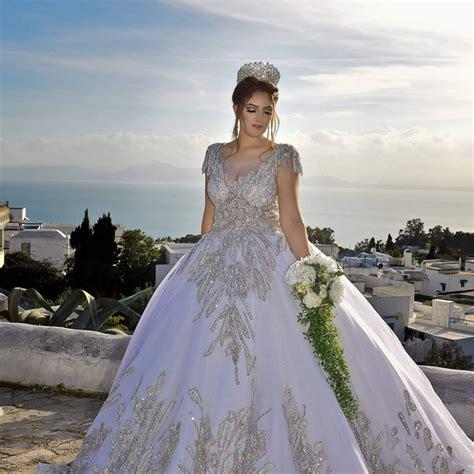 bureau de mariage en tunisie robes de mariage tendance jajja couture collection 2017