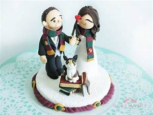12 Fabulously Nerdy Cake Toppers   Intimate Weddings ...