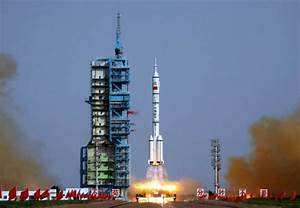 China To Launch Manned Space Mission In June