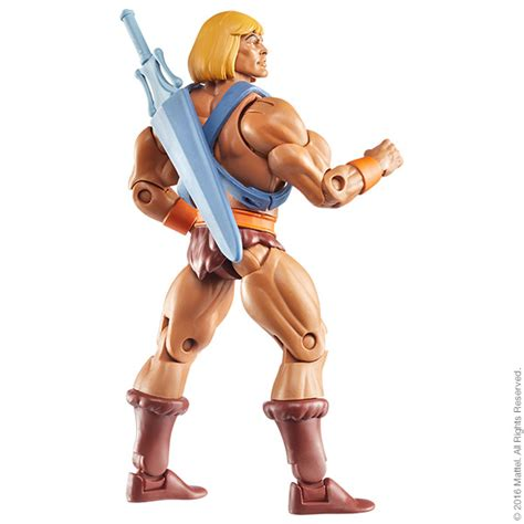 Masters Of The Universe Classics 20 Heman Update The