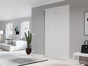 Portes Coulissantes Placard : portes de placard coulissantes pour l 39 entr e ~ Dallasstarsshop.com Idées de Décoration