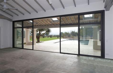 prix baie vitrée coulissante 3m prix et installation d une grande baie vitr 233 e coulissante