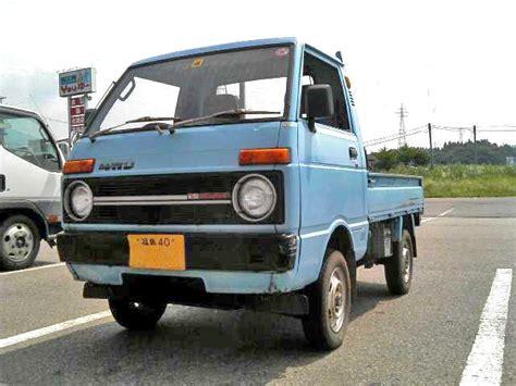 Japanese 4x4 Mini Truck Parts Suzuki Carry Daihatsu Hijet