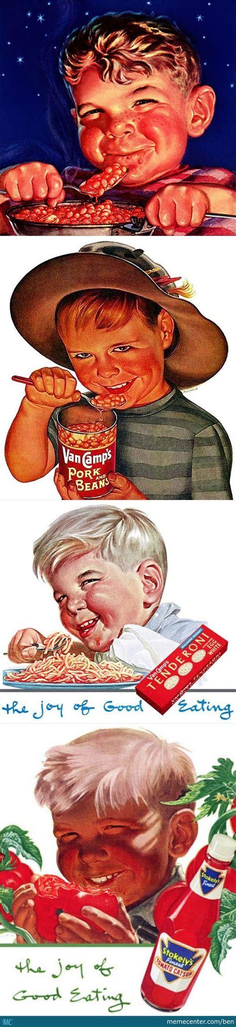 Vintage Memes - creepy vintage ads by ben meme center