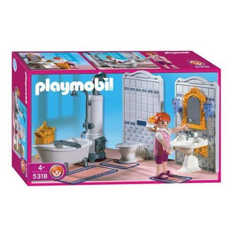 playmobil chambre playmobil 5318 maman et salle de bains maison traditionnelle