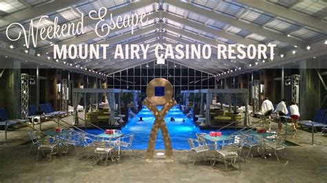 deck mt airy hours weekend escape at mount airy casino resort