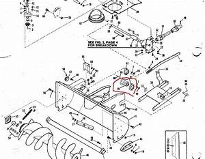 Troy Bilt Snowblower Parts Manual