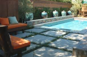 Small Backyard Pool Landscaping
