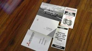 2015 Mitsubishi Lancer Owners Manual And Reference Guide