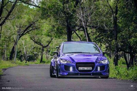 Street Race Deep Purple