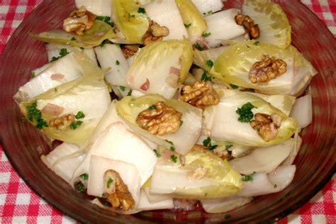 plats simples à cuisiner salade d 39 endives aux noix manger méditerranéen