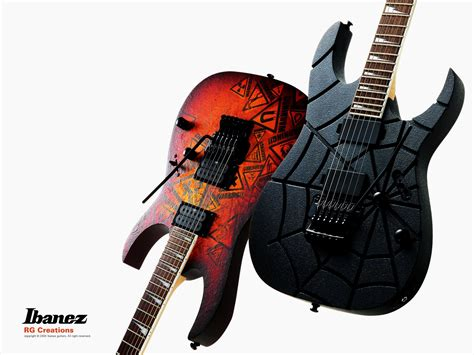 ibanez guitar wallpaper gallery