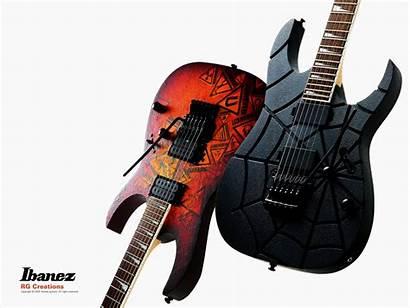 Ibanez Guitar Rg Epic Guitars Spider Series