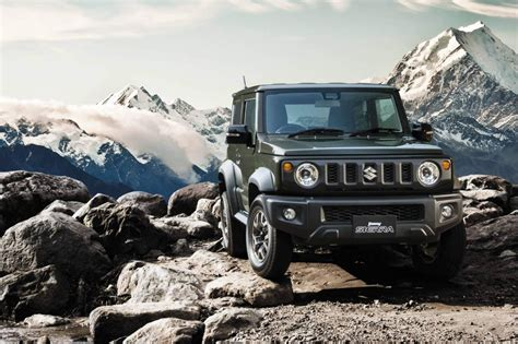 Jimny Wallpapers by Best 2019 Suzuki Jimny Exterior Hd Wallpapers Car