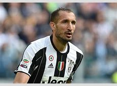 Chiellini Juventus are not Real Madrid Goalcom