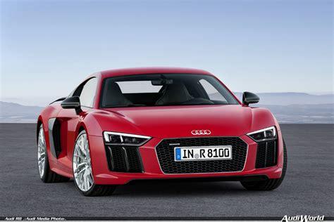 The New Audi R8 - AudiWorld