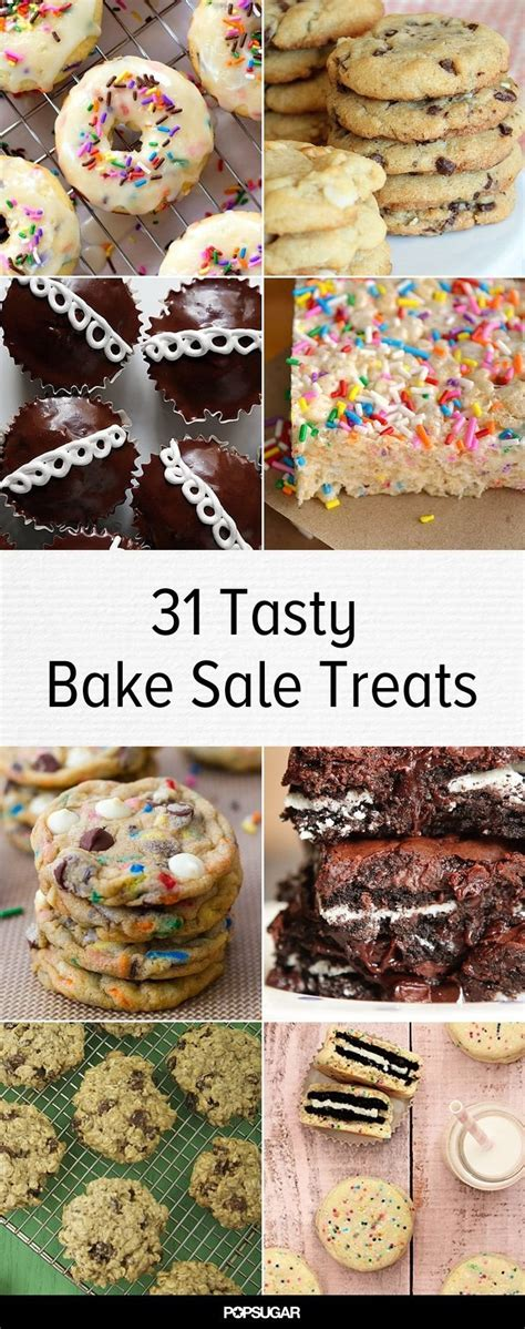 popular bake sale ideas  fundraising