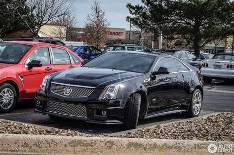 Cts V Coupe 2015 by Cadillac Cts V Coup 233 17 December 2015 Autogespot