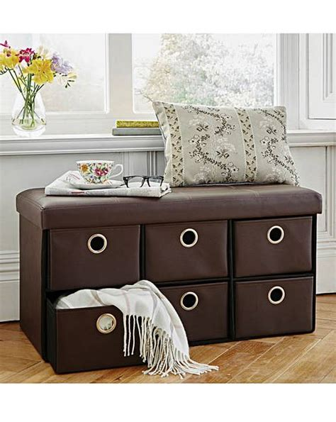 ottoman with drawers storage 6 drawer storage ottoman crazy clearance
