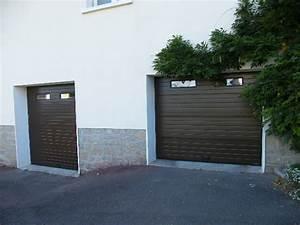 Porte De Garage En Acier ALU GLASS