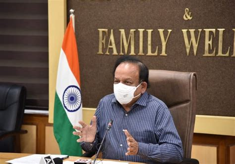 No shortage of Covid vaccines: Harsh Vardhan slams ...