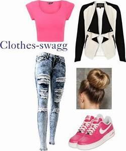 tenue swag recherche google mode femme pinterest With vêtements femme swag