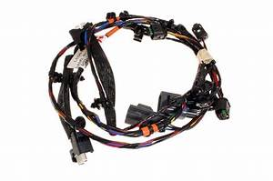 Wiring Harness - Front Bumper With Front Parking Aid With Fog Lamps
