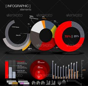 Awesome Charts And Graphs 17 Cool Infographic Design Templates Template Idesignow