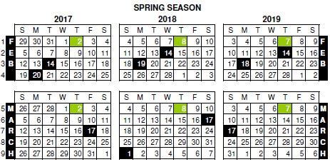 implementing calendars reporting