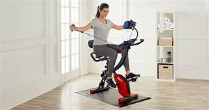 Hsn  Fitquest Upright And Recumbent Bike With Resistance
