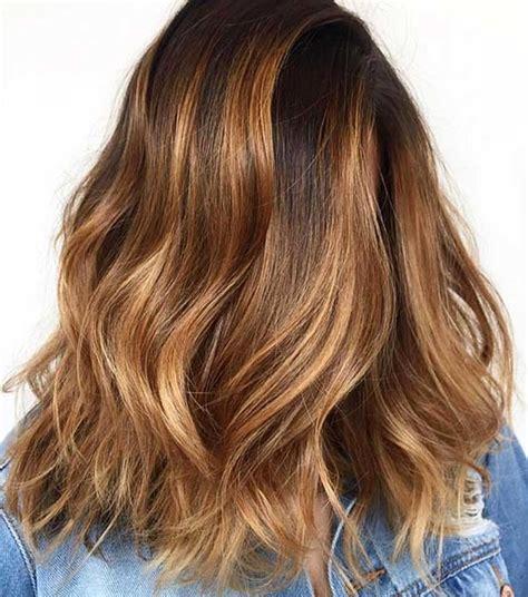 winter hair colour trends   hair colour style