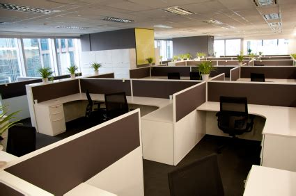 am駭agement bureau open space office cubicles
