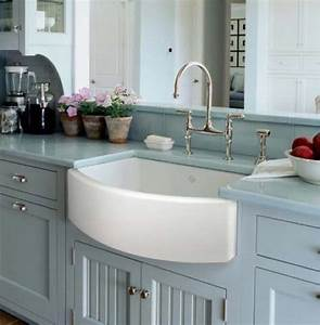 rohl fireclay apron kitchen sink rc3021 kitchen sink With apron sink vs farmhouse sink